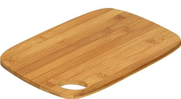 Planche bambou rectangle  : Tabletts und servierplatten