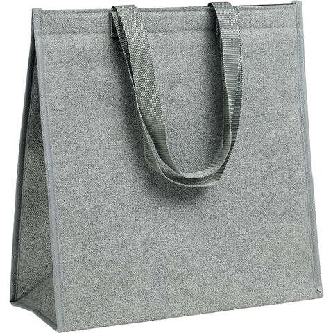 Sac isotherme rectangle gris : Ladentaschen einkaufstaschen modetaschen
