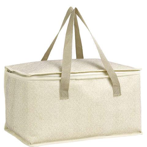 Sac isotherme rectangle beige : Ladentaschen einkaufstaschen modetaschen