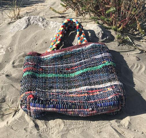 """Sac cabas """"Les Dunes"""" : Ladentaschen einkaufstaschen"""