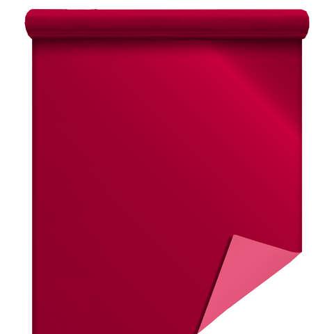Papier cadeaux métallisé  APLAT Rouge  : Verpackungzubehör