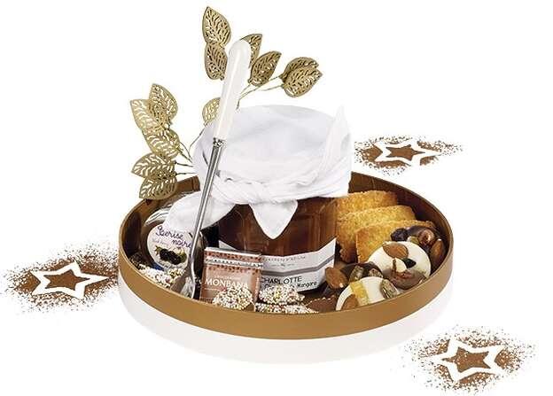 Corbeille carton ronde  : Geschenkschachtel präsentbox