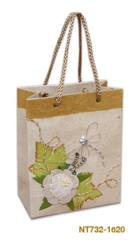 Geschenktasche Handkraft Libelle : Ladentaschen einkaufstaschen modetaschen