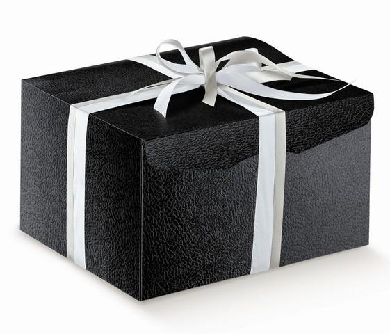 Geschenkkiste Wein 6 Flaschen schwarz : Verpackung fur flaschen und regionalprodukte