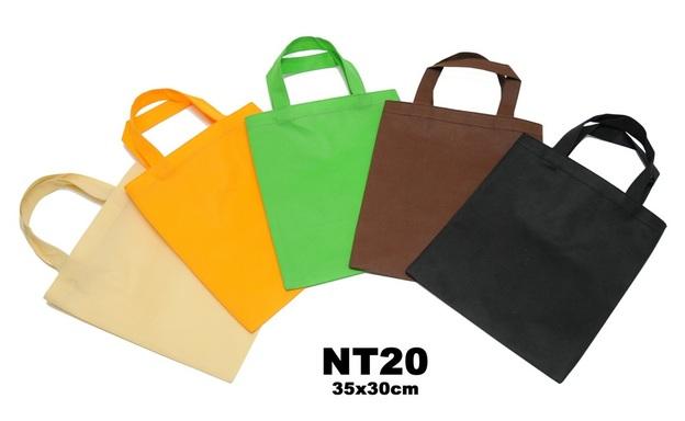 Flachtasche Vlies 35x30 cm : Ladentaschen einkaufstaschen modetaschen