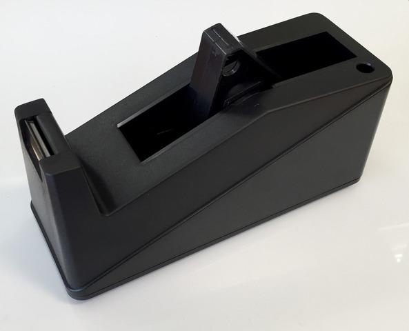 Tischabroller Büro schwarz : Kassenzubehör abfallsäcke