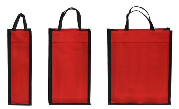 Vliestasche für 1/2/3 Flaschen : Verpackung fur flaschen und regionalprodukte