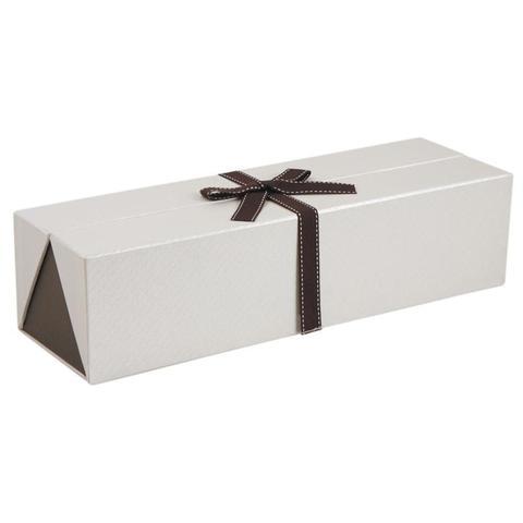 Geschenkschachtel 1 Weinflasche + 1 Konserve : Verpackung fur flaschen und regionalprodukte