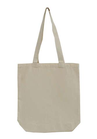 Tote Bag Baumwolle Henkel lang bedruckbar : Ladentaschen einkaufstaschen