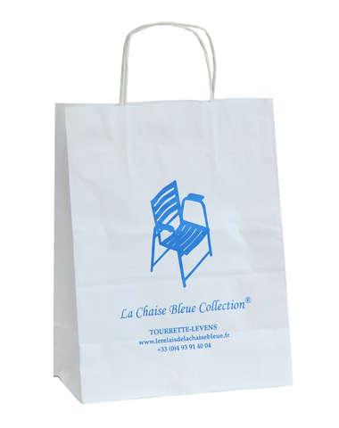 Krafttasche mit individuellem Druck : Verpackung druck individualisierbar